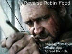 Reverse-Robin-Hood