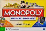 Singapore Monopoly Then and Now