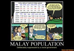 Demoncratic Cartoon