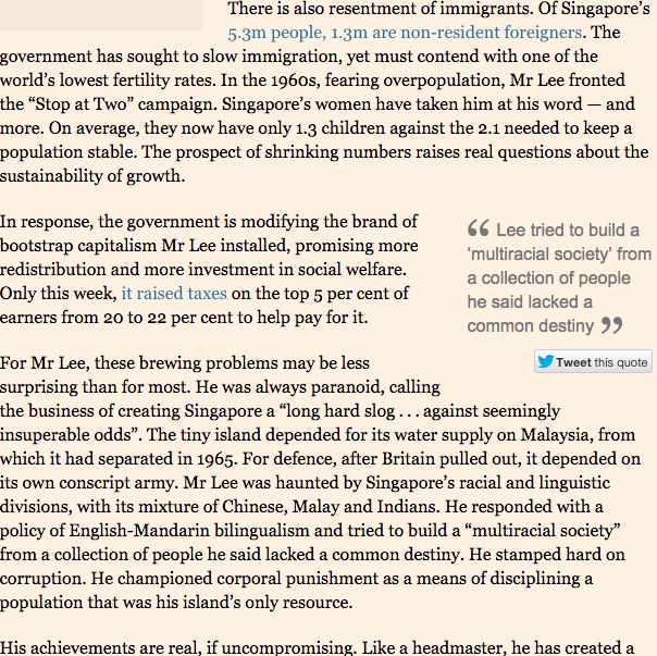 My Response to David Pilling from the Financial Times ...