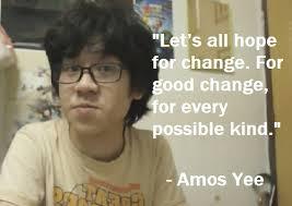 Amos change