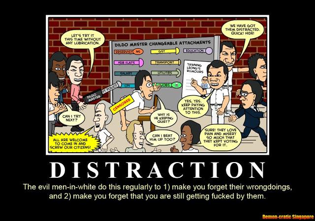 distractn