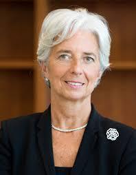 Christine Lagarde IMF Head
