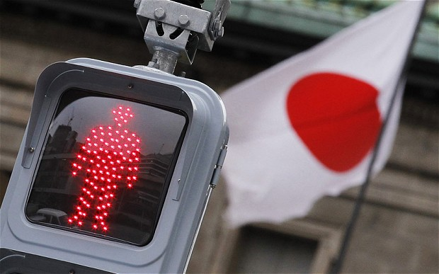 japan recession