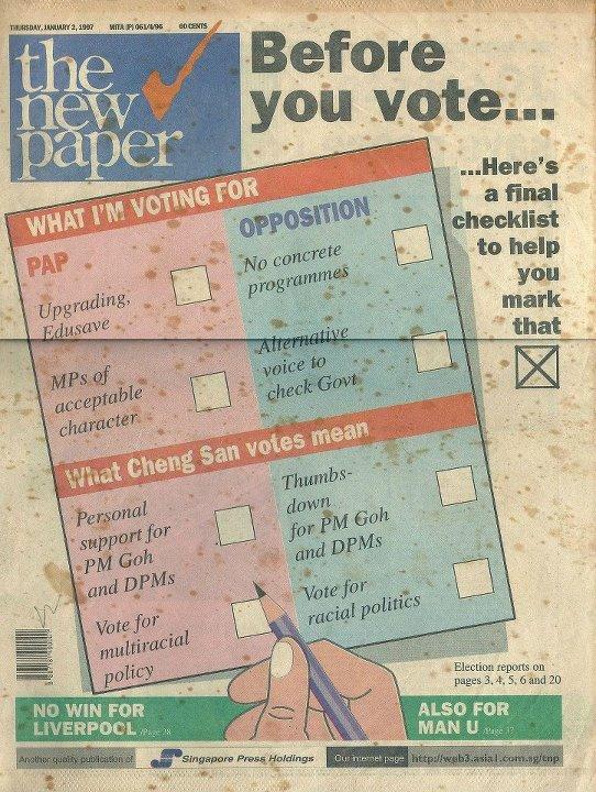 NewPaper 1997