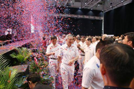 PM Lee PAP